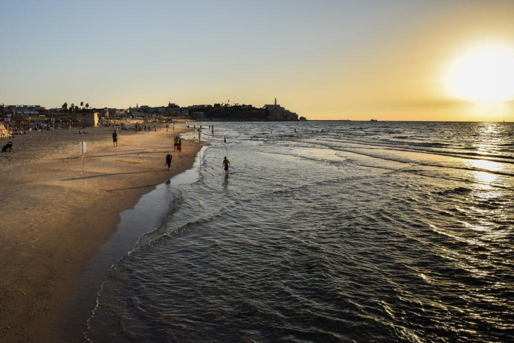 Alma Beach - Tel Aviv