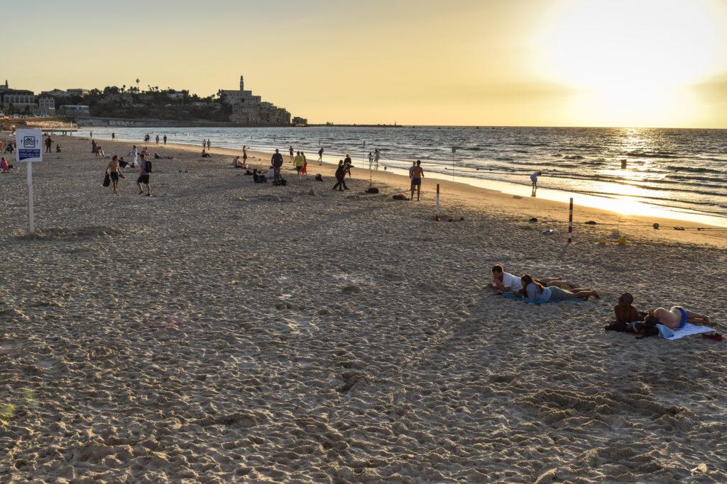 Jaffa Beach - Tel Aviv