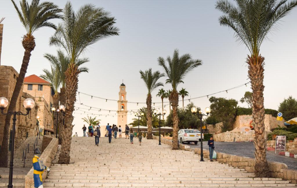 Tel Aviv - informacje praktyczne