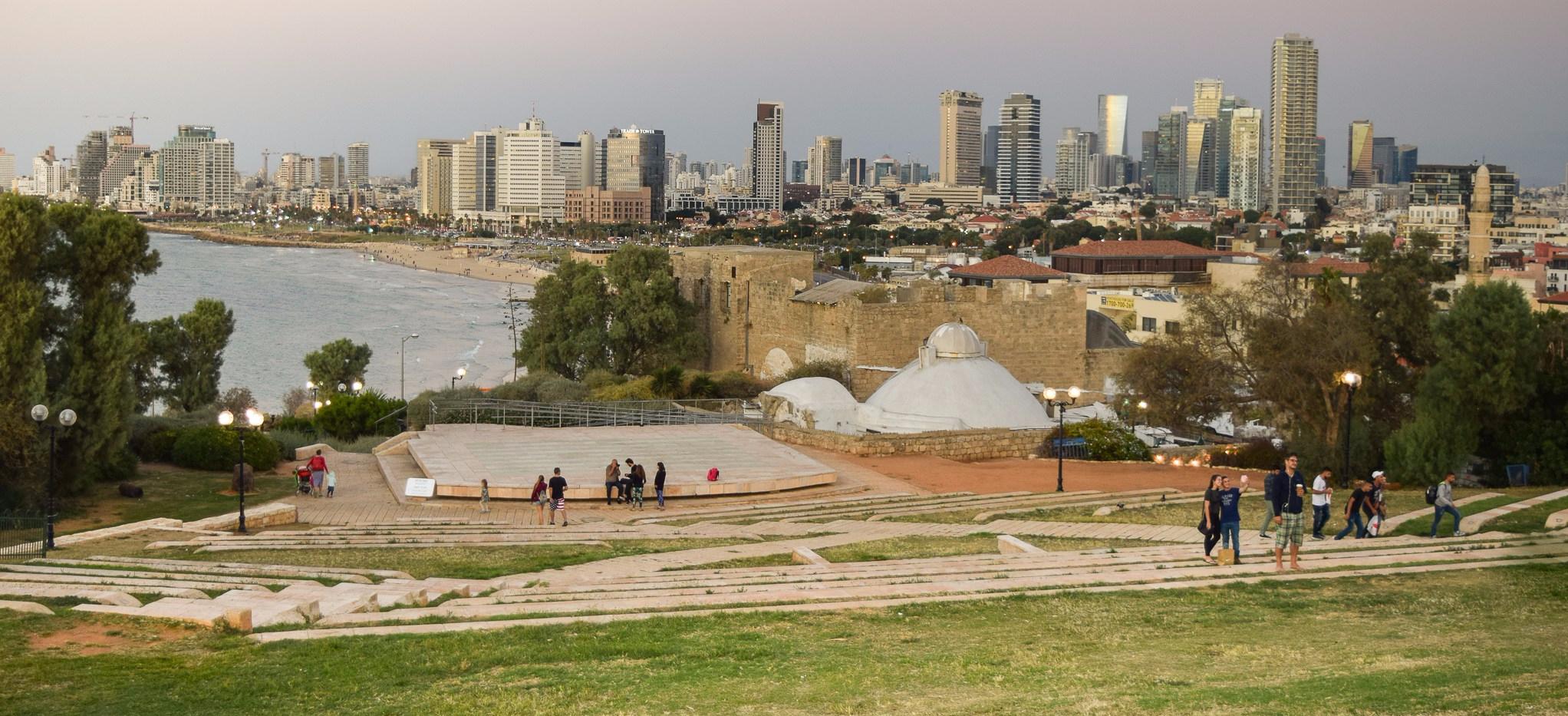 Popstrykane Podróże = Tel Aviv - Jaffa