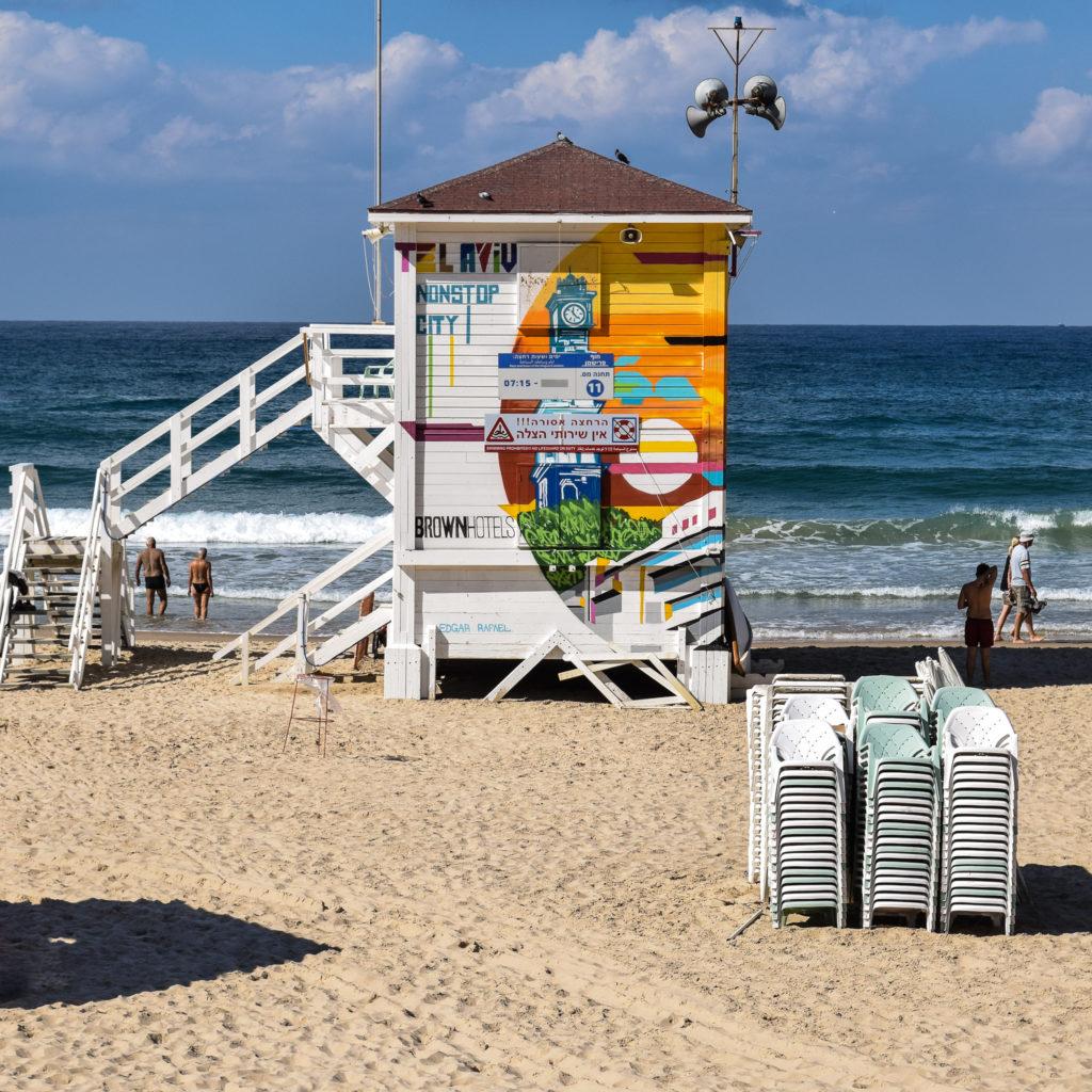 Tel Aviv - Plaże