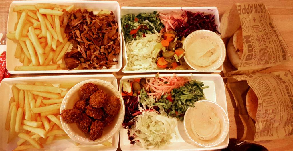 Co zjeść w Izraelu - Falafel
