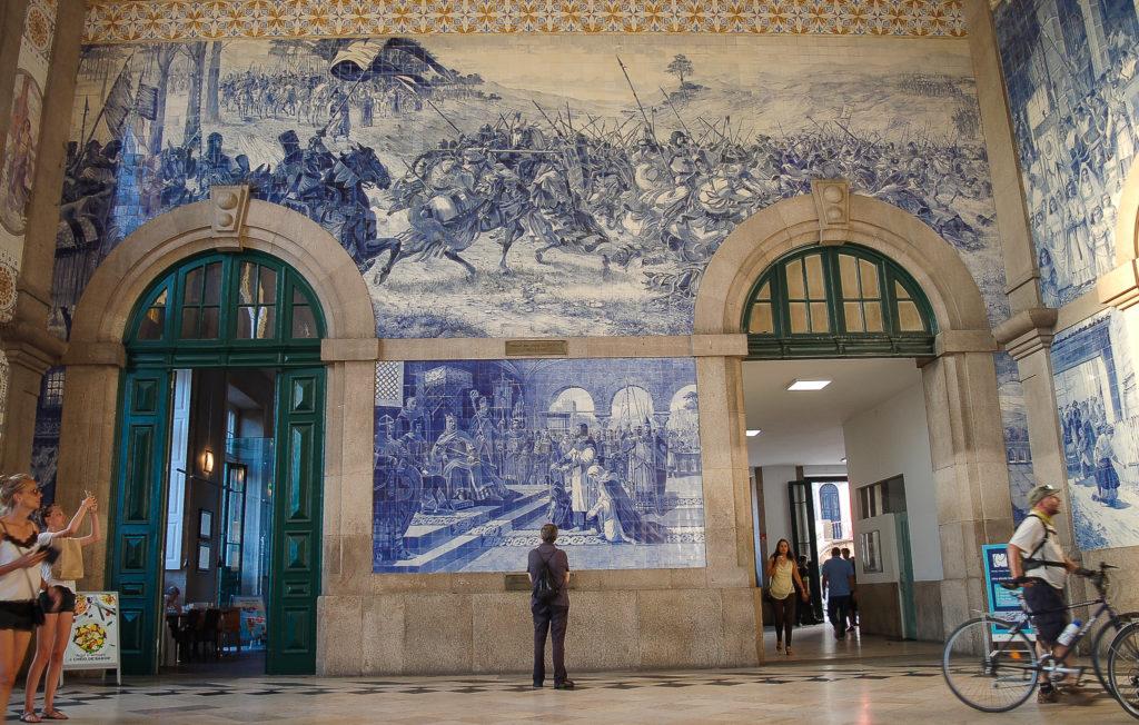 porto - azulejos