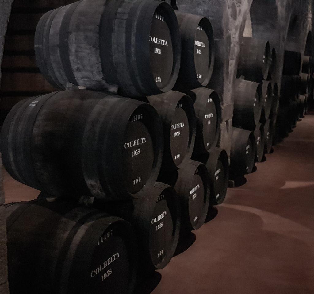 piwnice z Porto - Calem