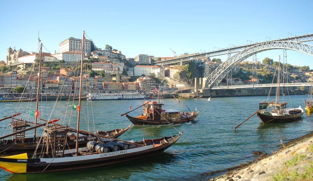 Rzeka Douro Porto