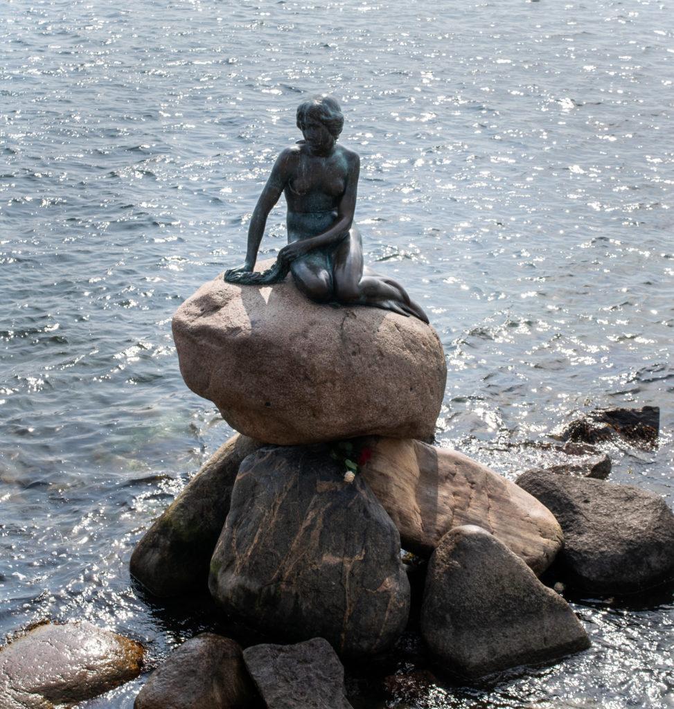 Mała Syrenka Kopenhaga