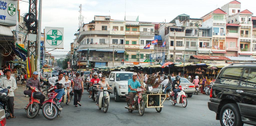 Co zobaczyć w Phnom Penh