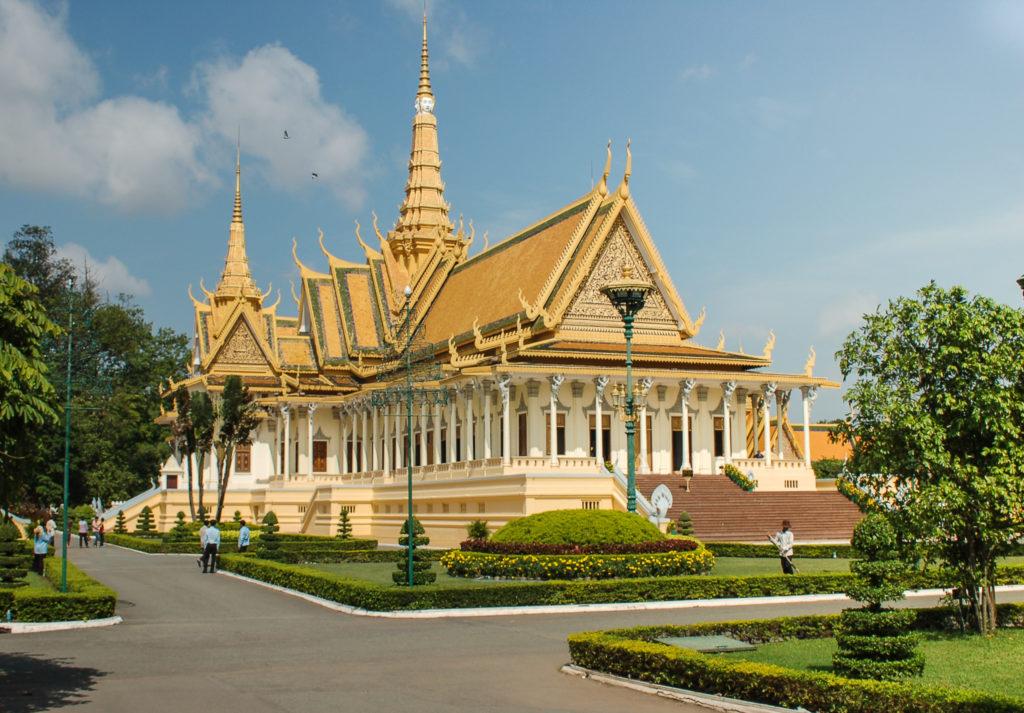 srebrna pagoda phnom penh