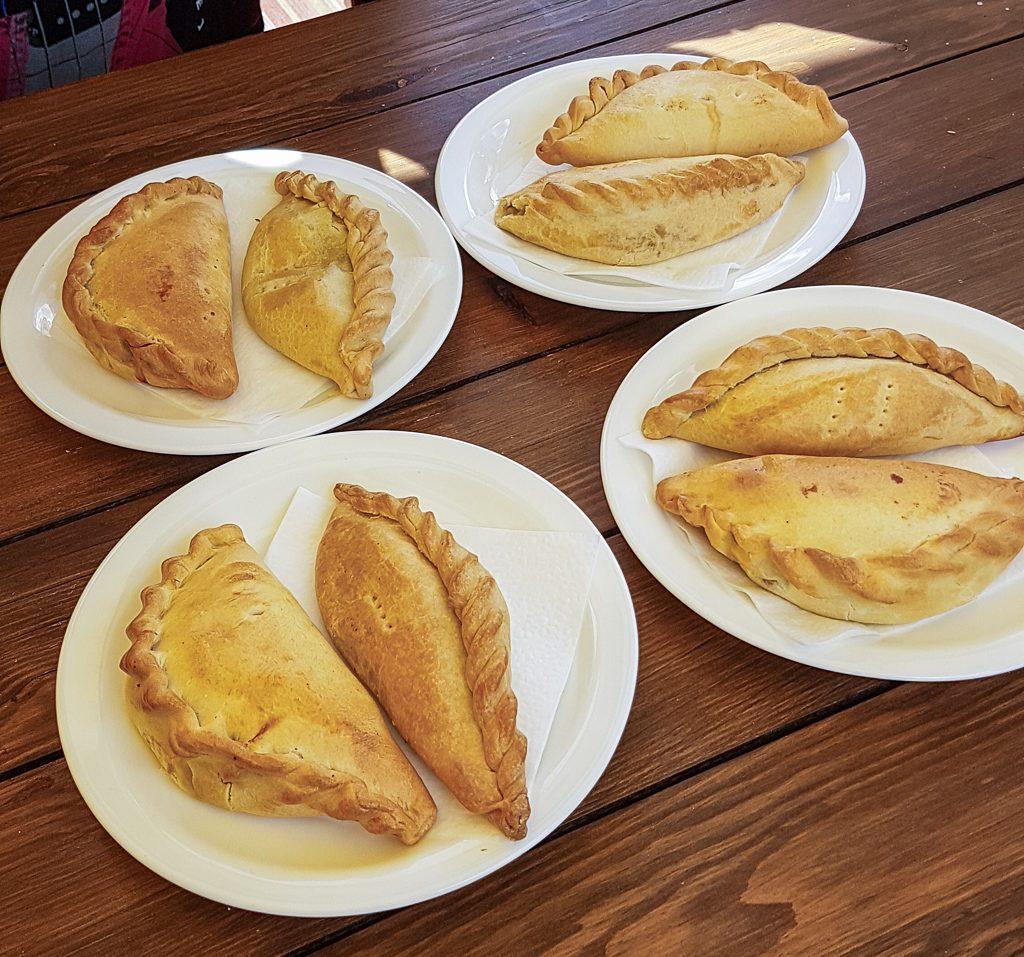 Jedzenie na Litwie - Kybliny