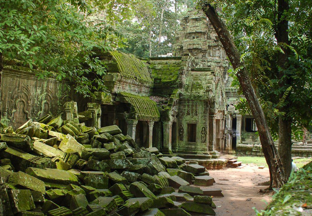 Popstrykane Podróże - Angkor