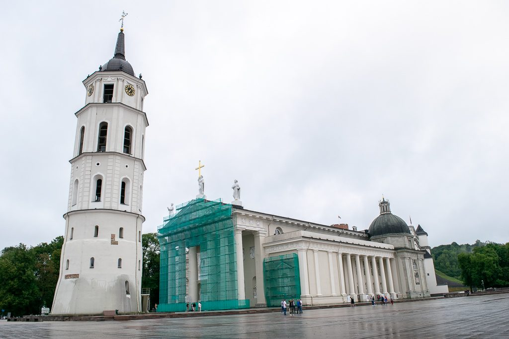 Plac Katedralny Wilno