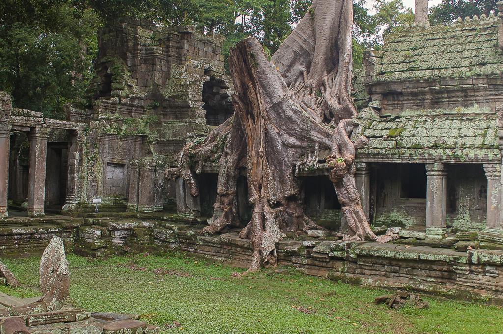 Świątynie Angkor