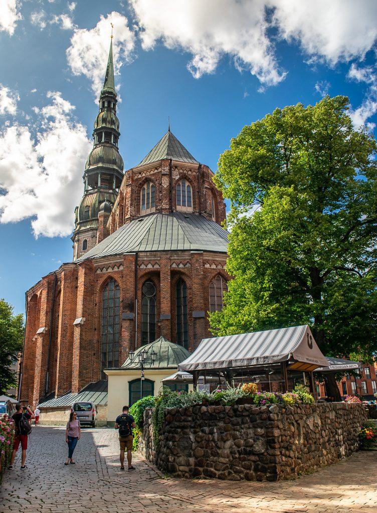 Kościoł św. Piotra w Rydze