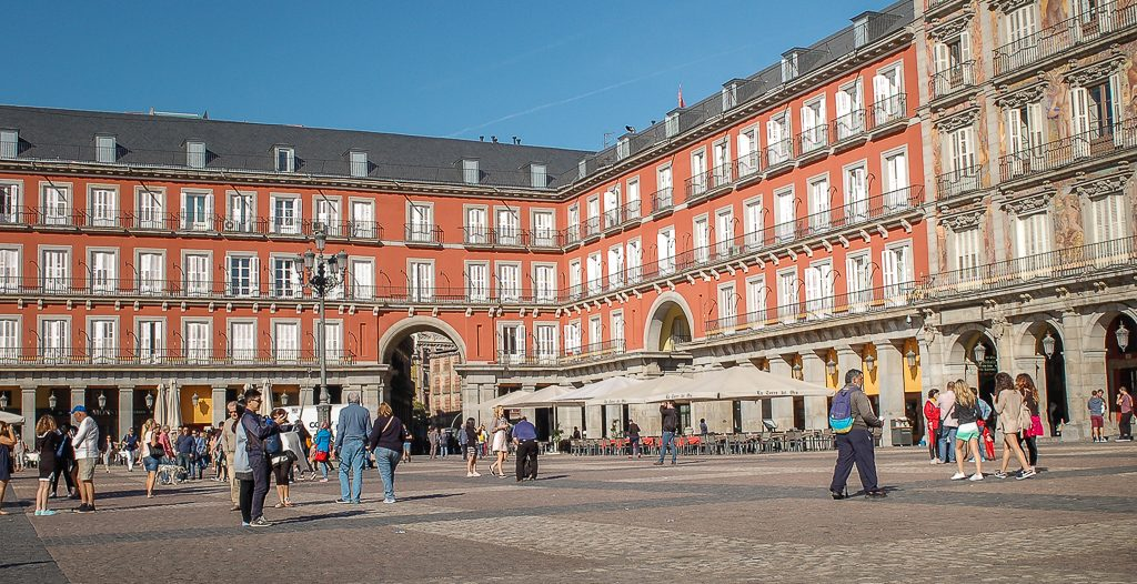 Plaza Mayor Madryt