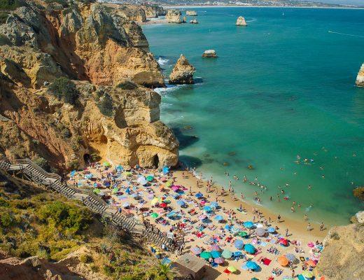 Algarve - Popstrykane Podróże