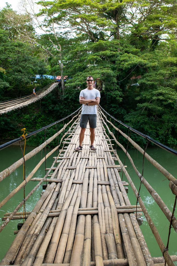 Wiszący Most - Bohol