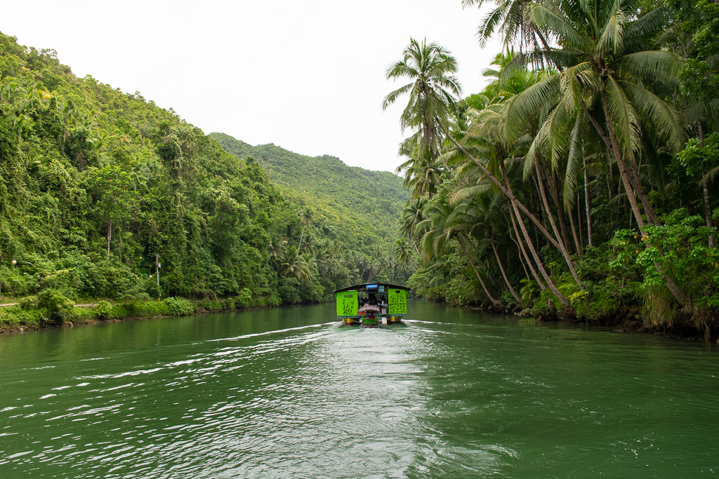 Rzeka Loboc - Bohol