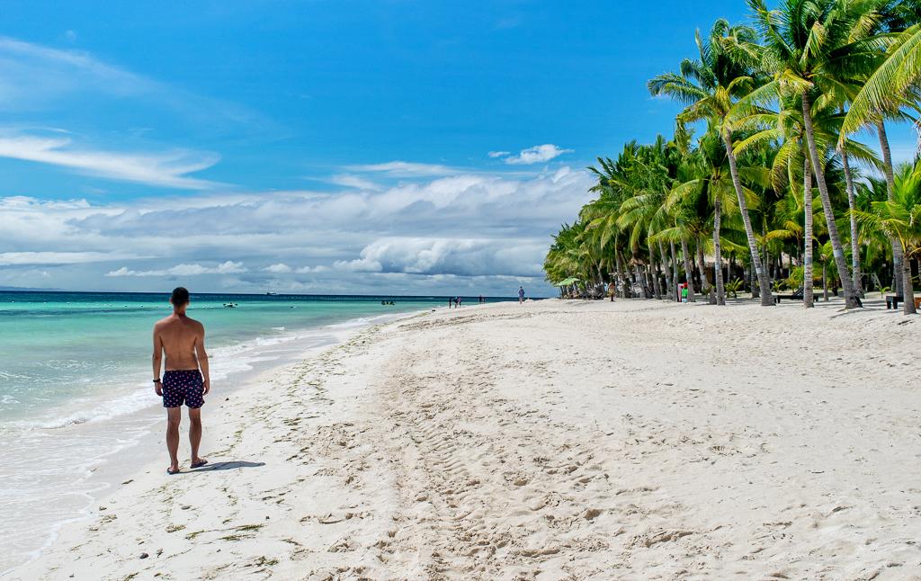 Plaża Dumaluan - Bohol