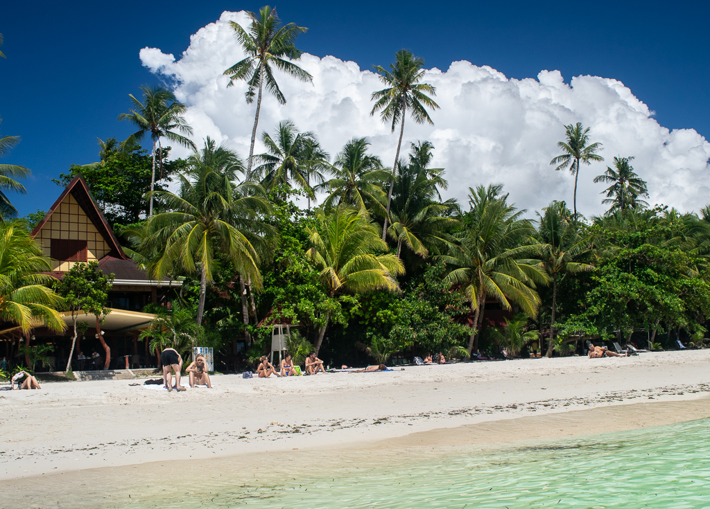 Alona Beach - Bohol