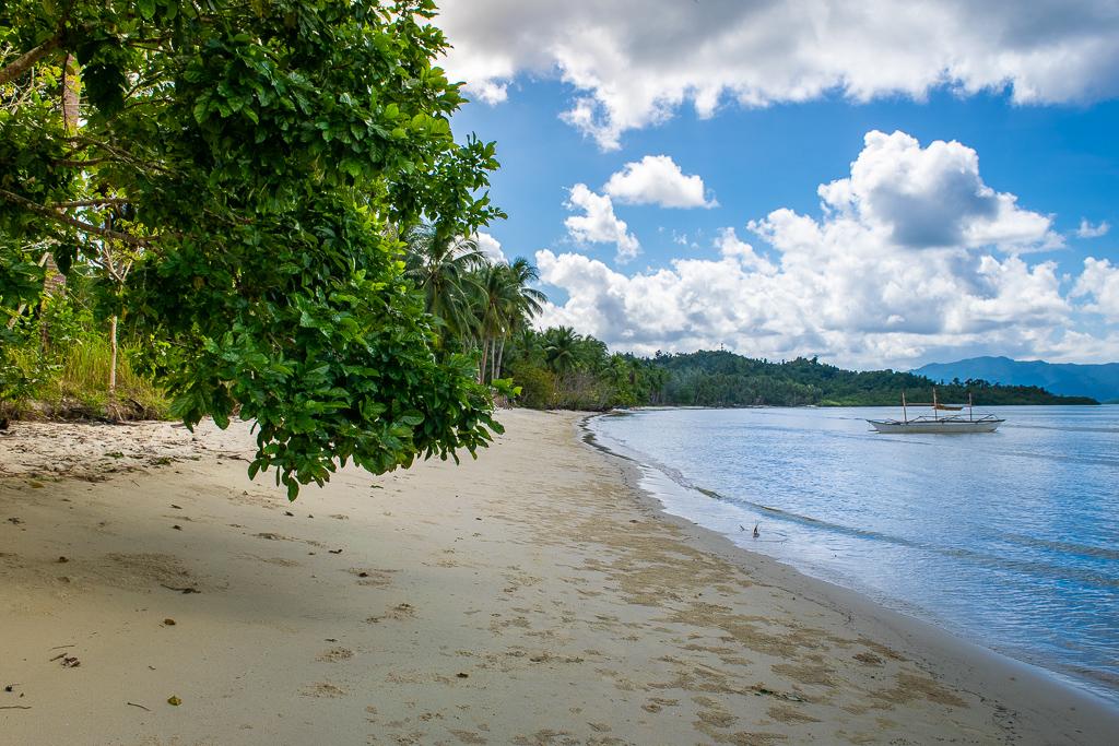 Port Barton - Pamuayan Beach