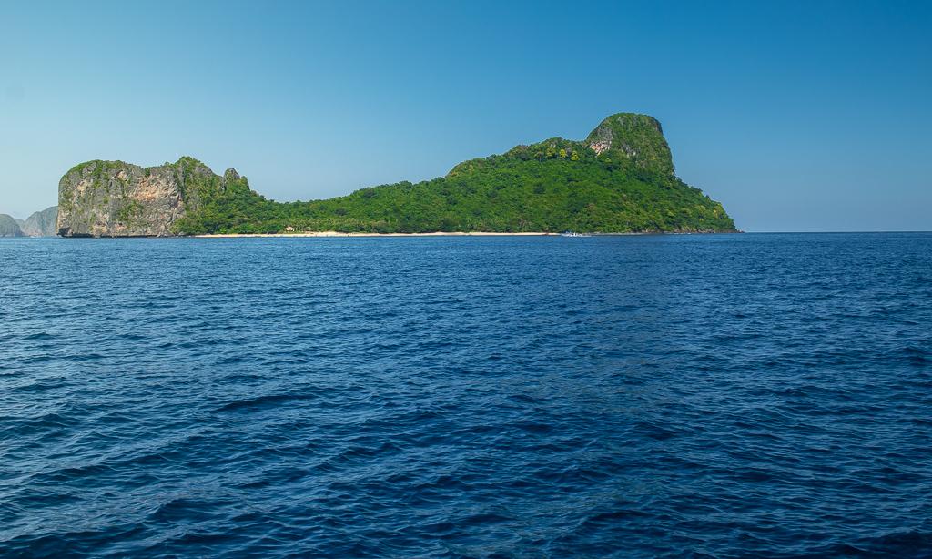 Island Hopping w El Nido Helicopter Island