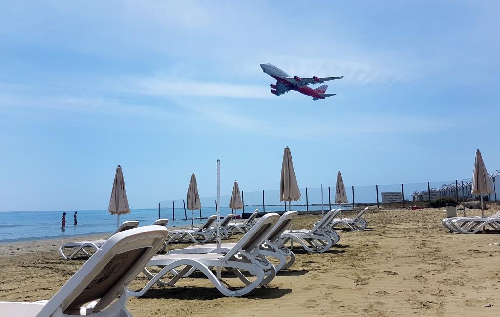 Mackenzie Beach Larnaka