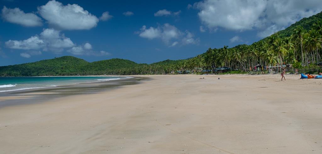 Nacpan Beach El Nido