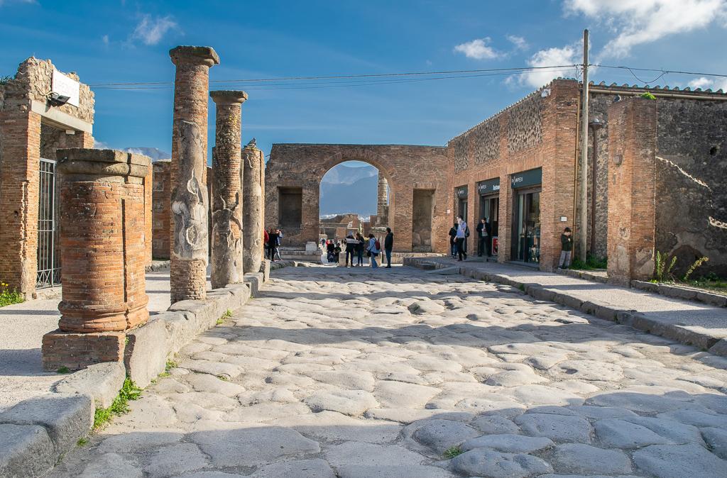Pompeje Popstrykane Podróże