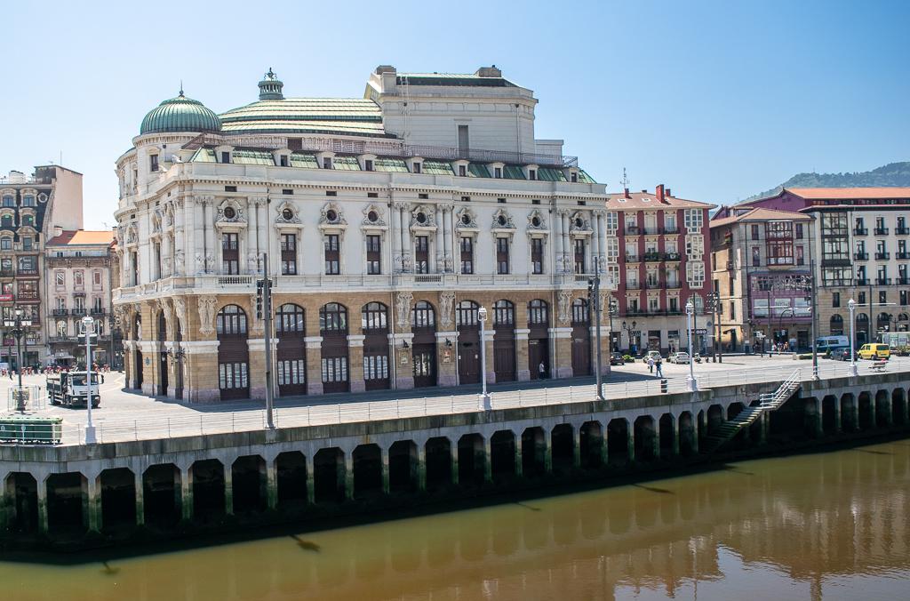 Bilbao - Arriaga