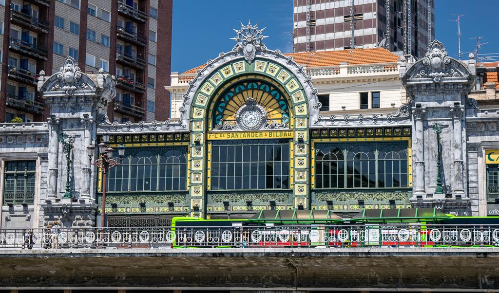 Bilbao - Stary dworzec