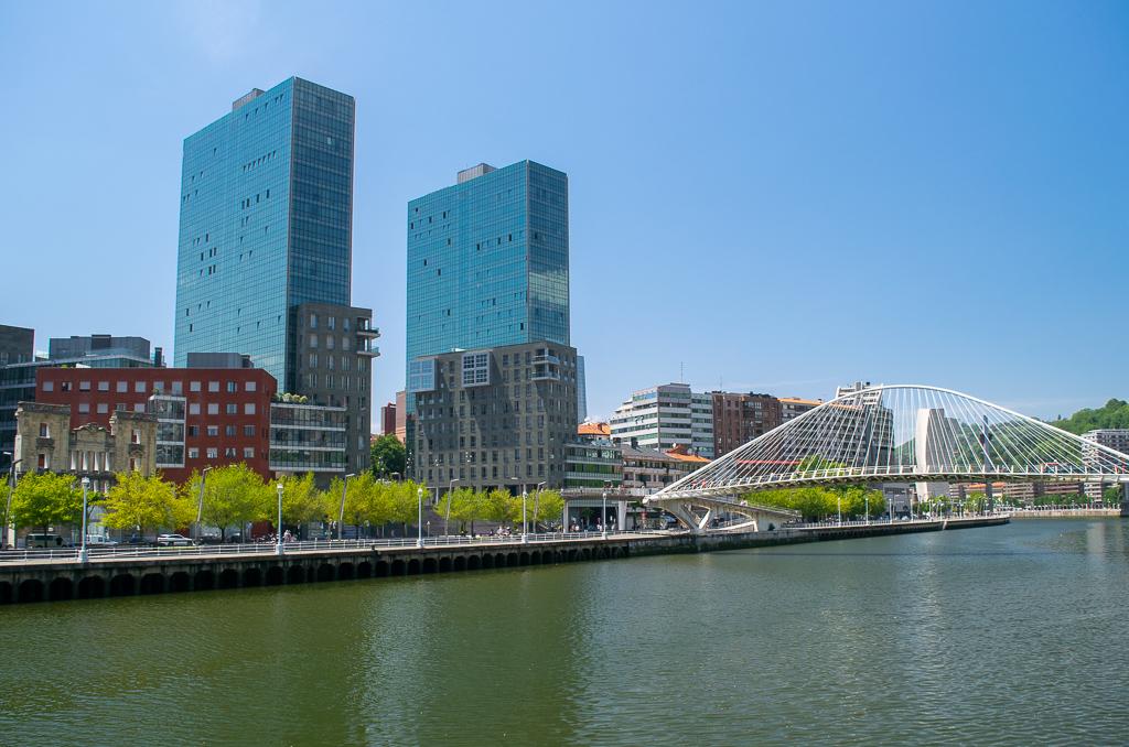 Bilbao - Popstrykane Podróże
