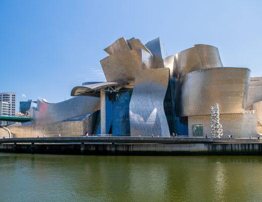 Bilbao - Muzeum Guggenheima