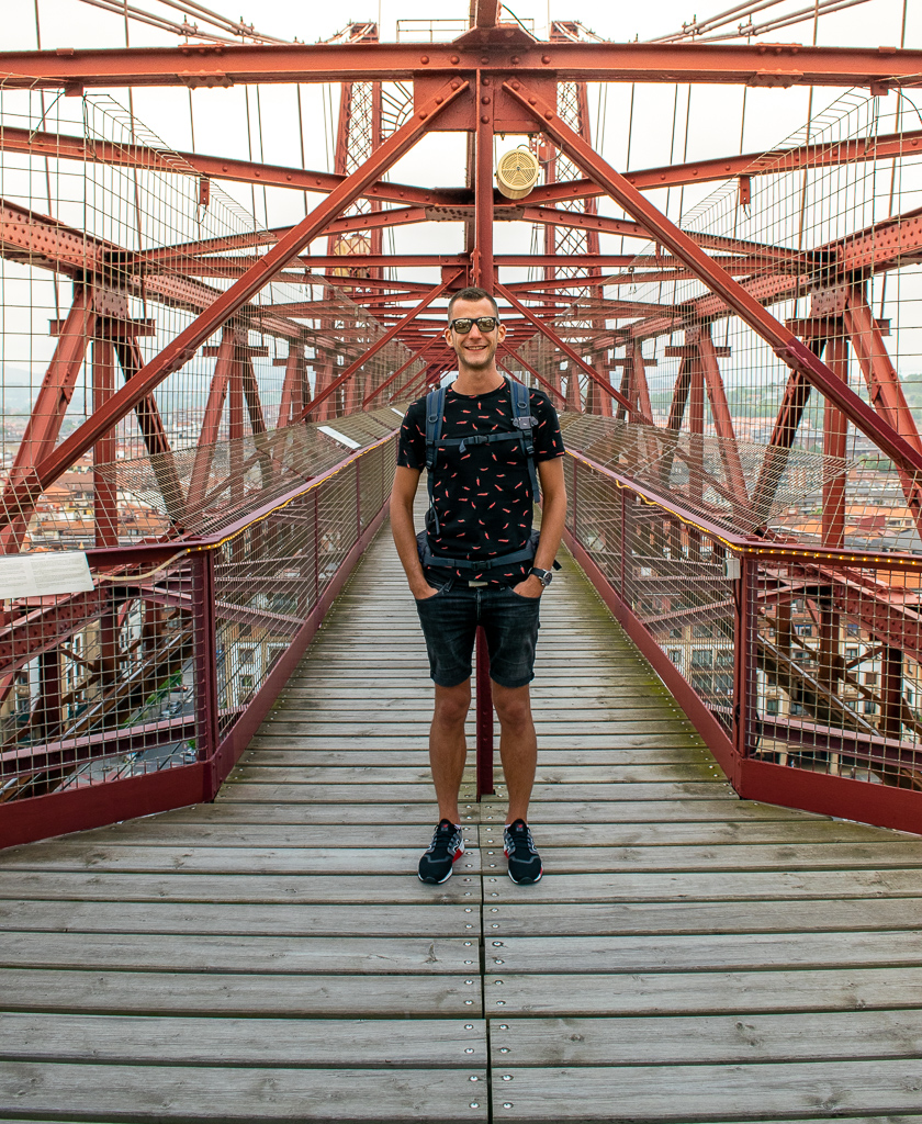 Bilbao - Puente Vizcaya