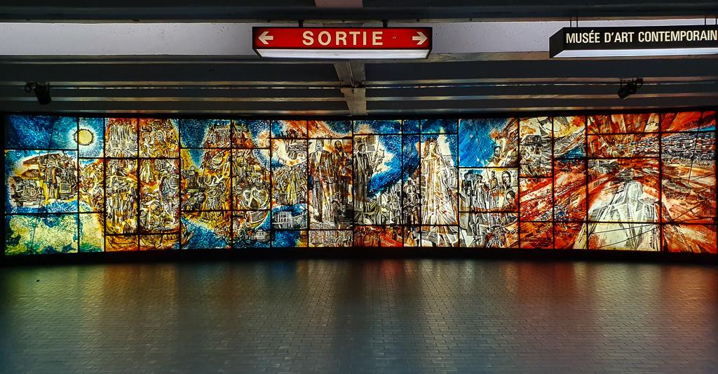 Stacje Metra w Montrealu Co zobaczyć w Montrealu