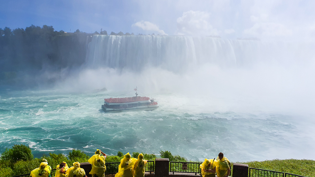 Niagara - informacje praktyczne