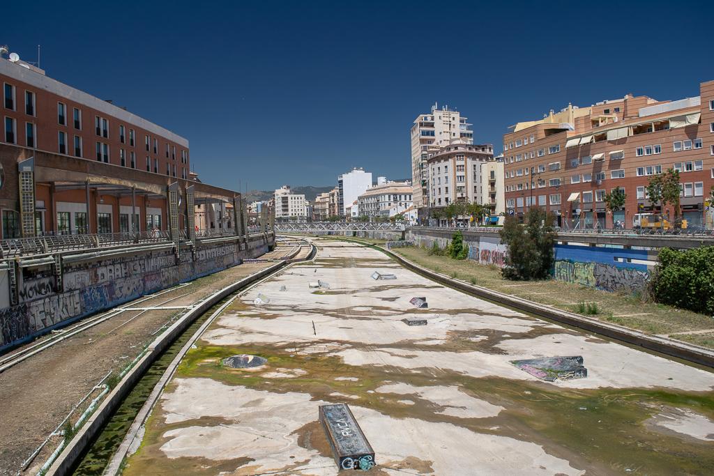 Malaga - Guadelmedina