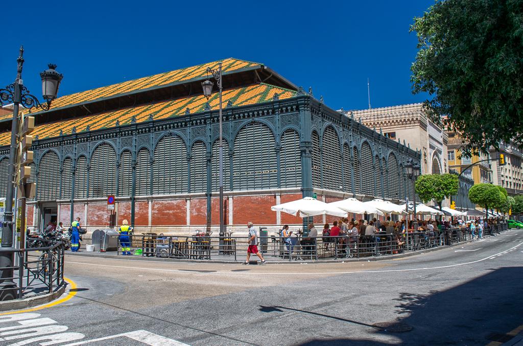 ziwedzanie Malagi Market Atarazanas
