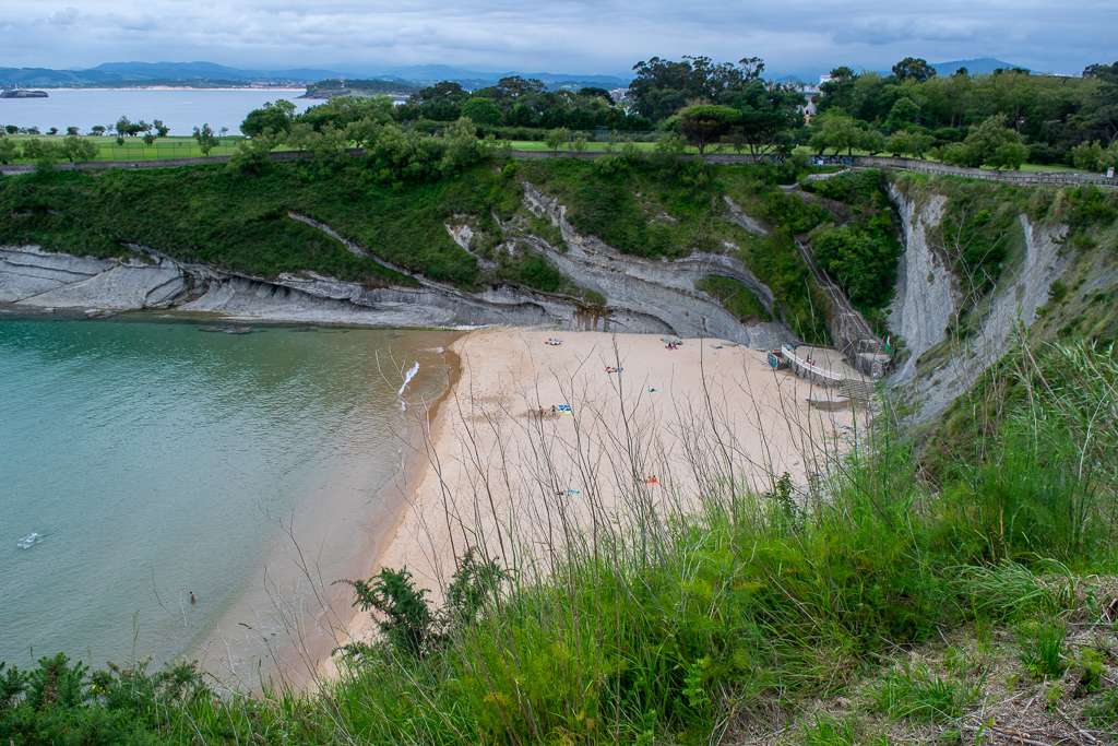 Playa de Matalenas - Santander